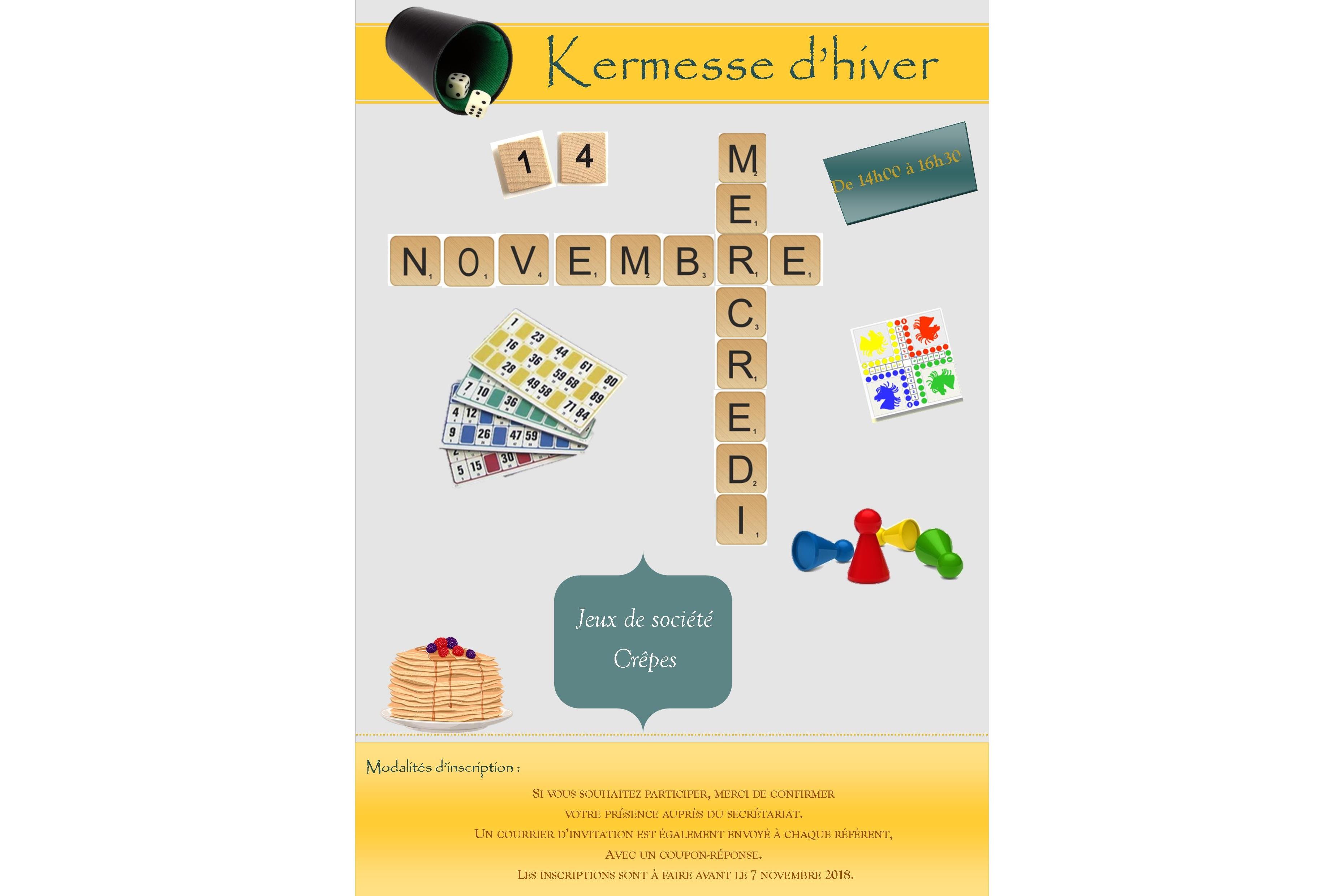Kermesse Hiver
